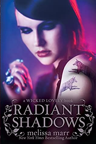 book cover of Radiant Shadows