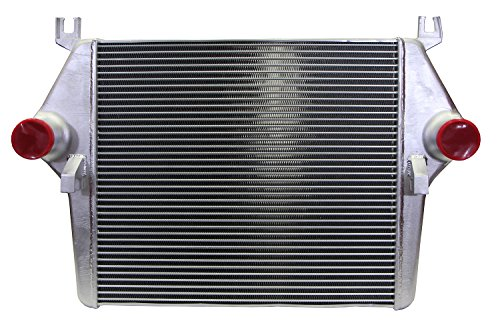 New Replacement Charge Air Cooler/Intercooler for Dodge Ram 2500, 3500 5.9L, 6.7L ()
