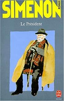 Le Président par Simenon