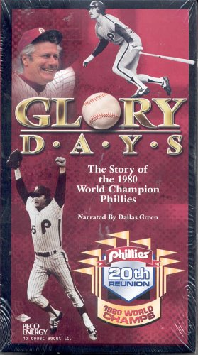 Glory Media (Glory Days-The Story of the 1980 World Champion Phillies)