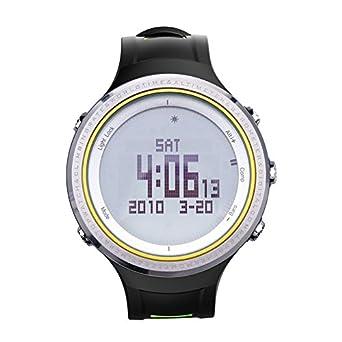 Pedometers Fitness & Body Building Useful Outdoor Sports Climbing Running Sports Watch Pedometer Watch Waterproof Digital Altimeter Compass Barometer Pedometer Led Watch