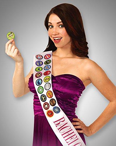 Burnsy Badges Bachelorette product image