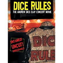 Dice Rules: The Andrew Dice Clay Concert Movie