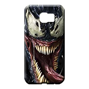 samsung galaxy s6 Appearance Snap pattern cell phone covers venom looking crazy