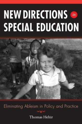Pdf Teaching New Directions in Special Education: Eliminating Ableism in Policy and Practice