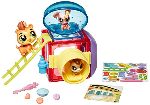 Littlest Pet Shop Day Camp Capers Themed Style Pack