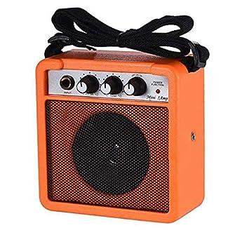 DFGY Altavoz BluetoothMini 5 vatios 9V Amplificador de ...