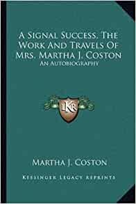 martha j coston essay Products: world history  notebooking pages to record information and research or essay questions to  cochrane, anna connelly, martha coston, marion.
