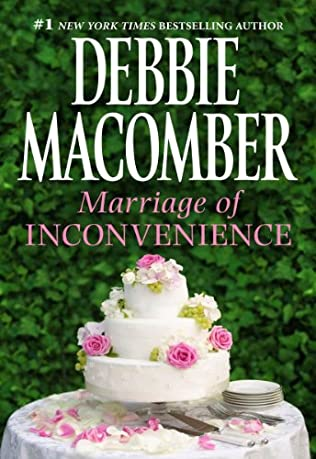book cover of Marriage of Inconvenience