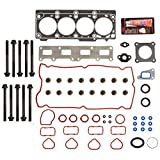 #9: Evergreen HSHB5031 Cylinder Head Gasket Set Head Bolt