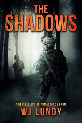 The Shadows: The Invasion Trilogy Book 2 by [Lundy, W.J.]
