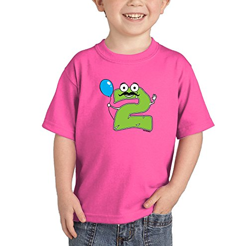 Toddler Infant Birthday Balloon T shirt