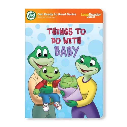 LeapFrog LeapReader Junior: Toddler Milestones Book Set (works with Tag Junior) by LeapFrog (Image #3)
