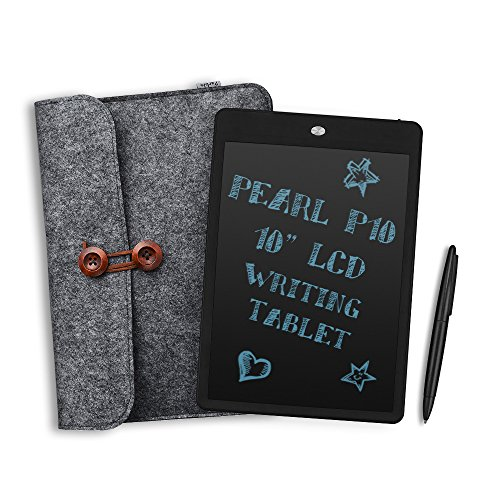 """Parblo Pearl P10 10"""" LCD Writing Tablet Drawing Board Paperl"""