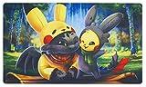 Cosplay Buddies Playmat Inked Gaming - Perfect for Pokemon gaming! Pokemon Playmat. Your Game. Your Style.