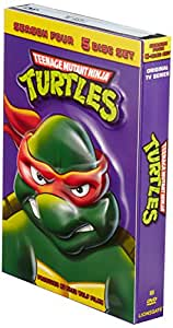 Teenage Mutant Ninja Turtles: Original Series - Season 4