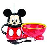 Baby : Disney Mickey Mouse Feeding Gift Set, Multi