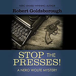 Stop the Presses! Audiobook