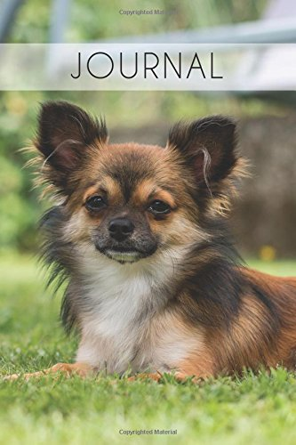 Journal: Chihuahua Journal, 6x9; Lightly Lined, 160 Pages, Perfect for Notes and Journaling (Chihuahua Journals) (Volume 1) pdf epub