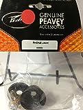 """Peavey 1/4"""" Panel Mount Phone Jack"""