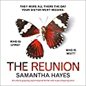 The Reunion Audiobook by Samantha Hayes Narrated by Karen Cass