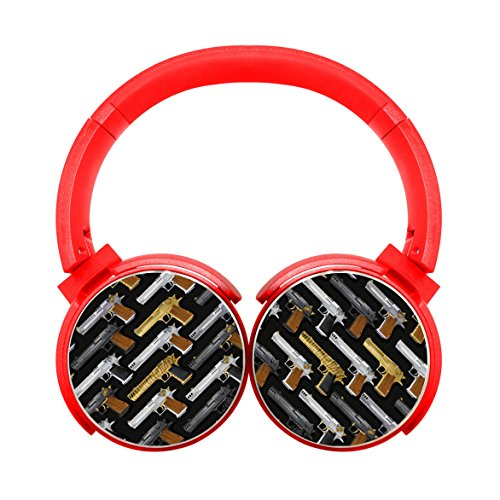 Bluetooth Headphone ZaiJ Eagle Desert Bluetooth Wireless Headset Earbuds Earphone for (Desert Eagle Caliber)