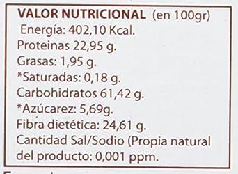 EcoSpain Lentejas Ecológicas Castellana - 500 gr: Amazon.es: Alimentación y bebidas