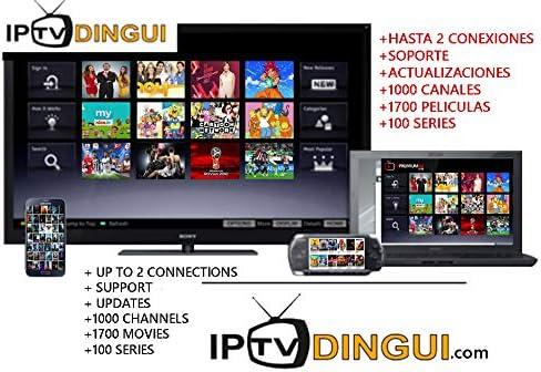 IPTV Suscripción en Todo el Mundo Todos los Canales en Android Box ...