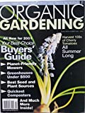 img - for Organic Gardening January/ February 2001 - All New for 2001, Your Best-Choice Buyers' Guide/ Plant Friendly Mowers/ Greenhouse Under $500/ Best Seed and PLant Sources/ Quickest Composters book / textbook / text book