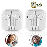 Earbuds,Earphones,Headphones,HaRuion In Ear Earbuds,In The Ear Earphones Wired with Mic/Remote Control for Apple Iphone 6S Plus/Samsung Galaxy S9 8/Huawei/Blackberry Mobile Tablet Music Players