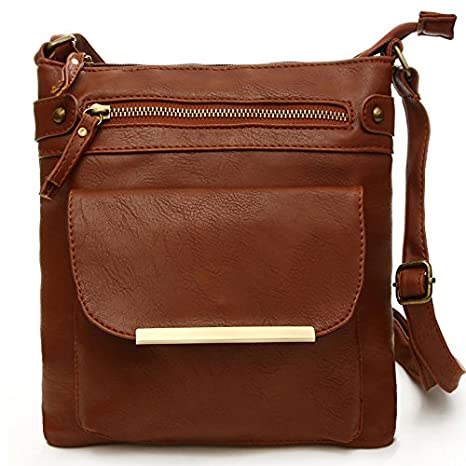 Amazon.com : Kerio Women Handbags And Purses Bags Messenger Bag Casual Bolsas Feminina Famous Brand Vintage Bags 2016 Bolsos Carteras : Sports & Outdoors