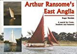 Front cover for the book Arthur Ransome's East Anglia by Roger Wardale