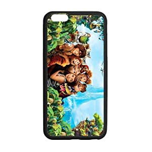 Cutomize The Croods Ultimate Protection Scratch Proof Case TPU Skin for iphone 6 Cover 4.7 inch