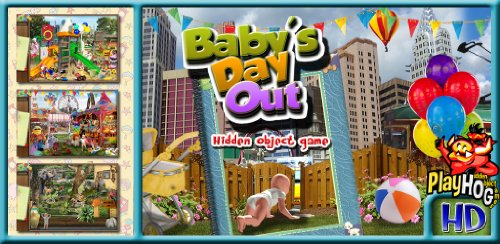 Baby's Day Out - Hidden Object Game [Download]