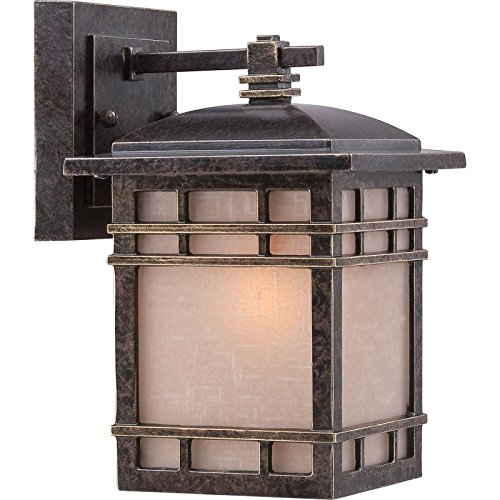 Illumina Direct TST0092A Florencea 1-Light Wall Lantern, Imperial Bronze