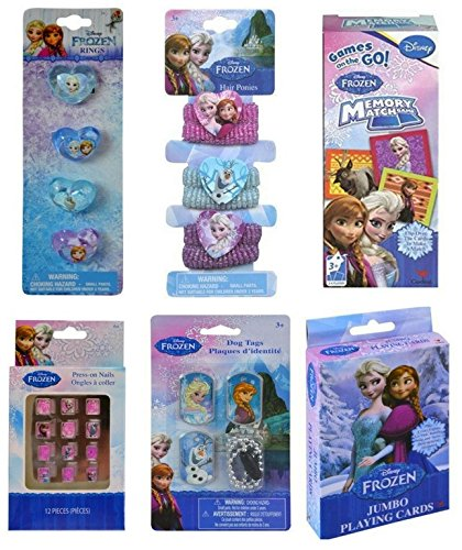 Disney Frozen Fillers Playing Plastic product image