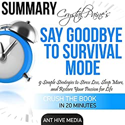 Crystal Paine's Say Goodbye to Survival Mode Summary & Analysis