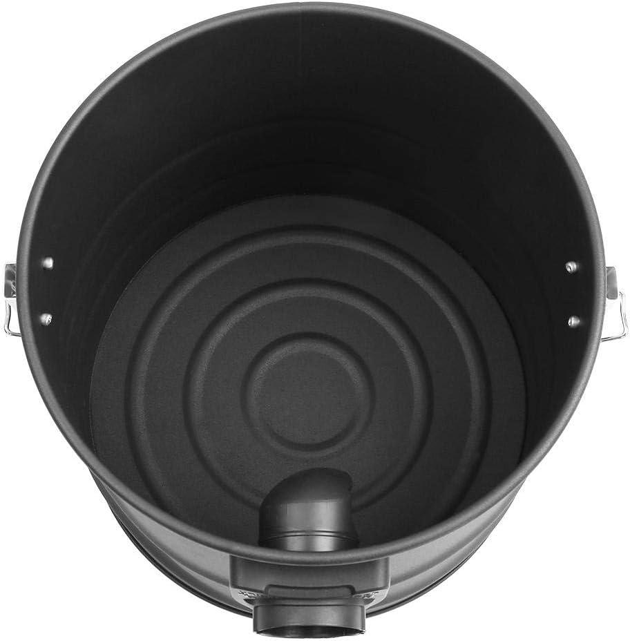 18 L Aspirateur de cendres pour chemin/ée avec filtre haute performance /à faible bruit 1000 W