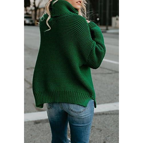 e5d4e5f27227 store b0e3a f2580 eastlife womens oversized sweaters turtleneck ...