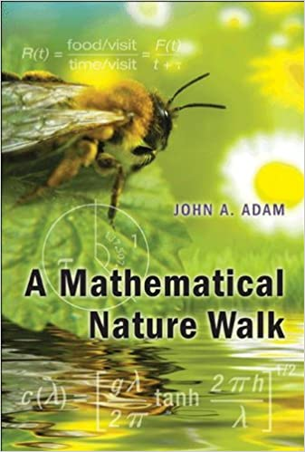 A Mathematical Nature Walk Mobi Download Book
