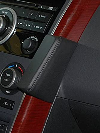 2007-2015 KUDA 084385 Leather Mount Black Compatible with Mazda CX-9