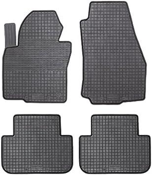 1999/–2004 sans odeur Ensemble tapis de voiture tapis pour voiture Tapis de sol en caoutchouc pour Mitsubishi Pajero Pinin