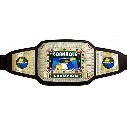 Cornhole Championship Award Belt by TrophyPartner by TrophyPartner (Image #1)