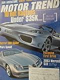 2000 Chevy Chevrolet Tahoe / 2000 Ford Expedition / 2000 Honda Insight / Acura TL / Infiniti I30 / Lexus ES 300 / Oldsmobile AUrora Road Test
