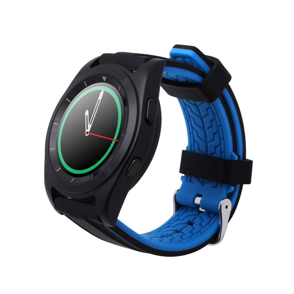 Amazon.com: Smart Watch, Health Monitoring Sport Bluetooth ...