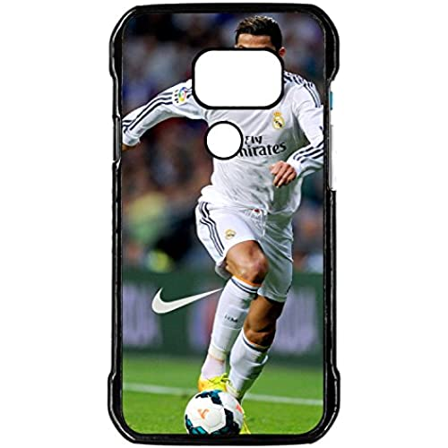 Galaxy S7 Active Case,Ukiyya Soccer Player Cristiano Ronaldo 30 Premium Design Heavy Duty Defender Dual Layer Sales