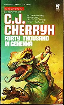 Forty Thousand in Gehenna by C.J. Cherryh science fiction and fantasy book and audiobook reviews