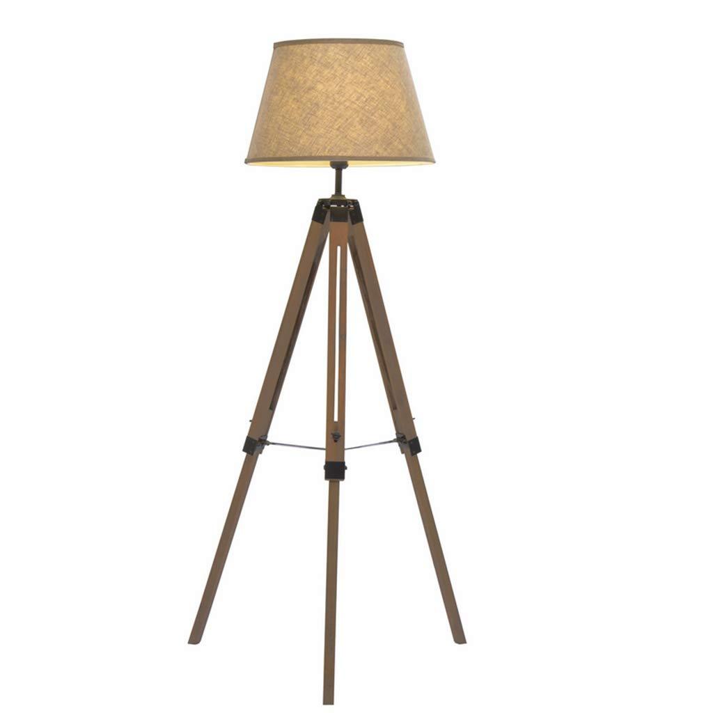 NLLDD Trípode Ajustable Lámpara de pie Luz de Lectura para Sala de ...