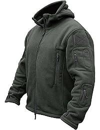 TACVASEN® Men's Tactical Fleece Jacket