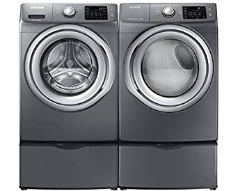 Amazon Com Samsung Appliance Stainless Platinum Front